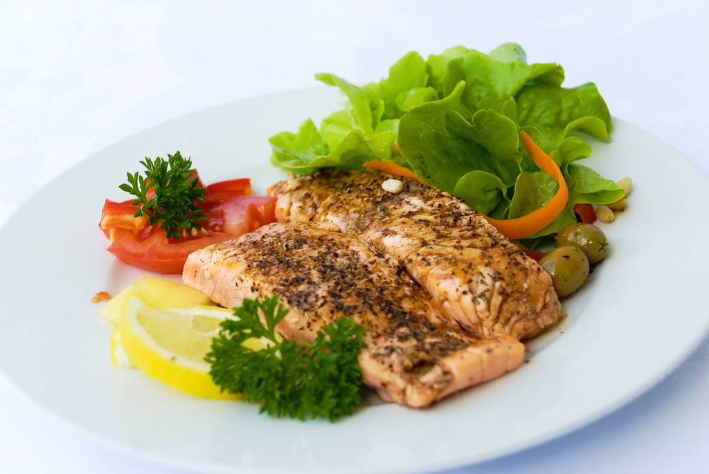 Easy And Delicious Grilled Salmon