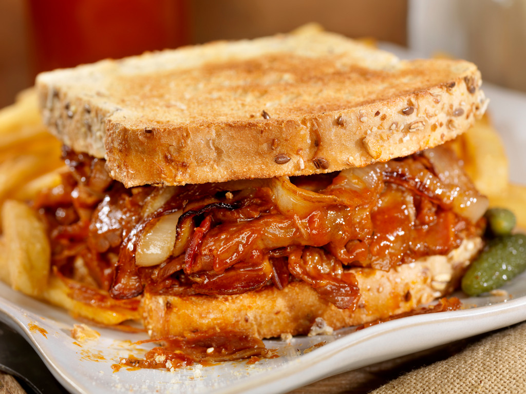 Sweet and Savory Pulled Brisket