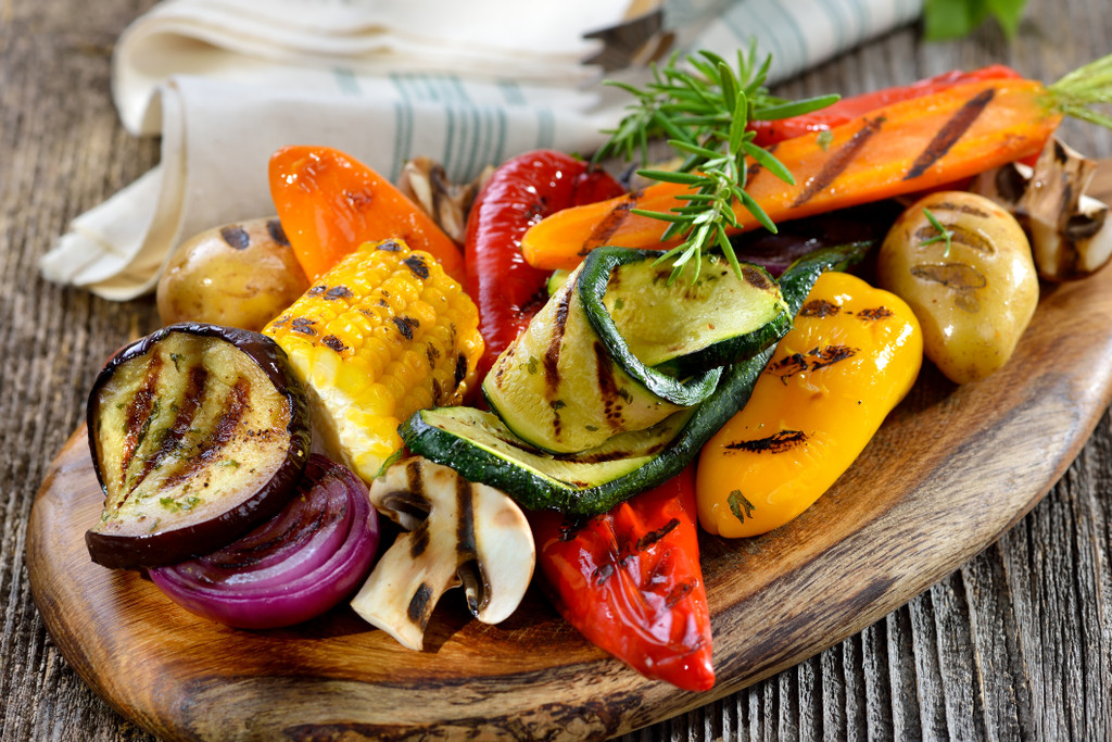 Grilled Summer Vegetable Medley