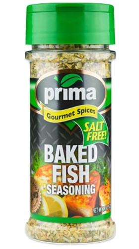 Baked Fish Seasoning