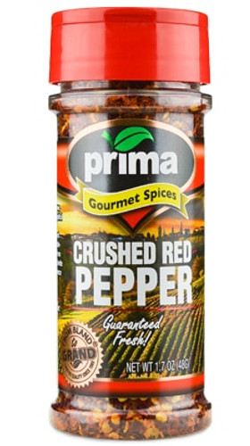 Red Pepper, Crushed