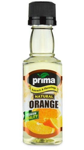 Natural Orange Extract