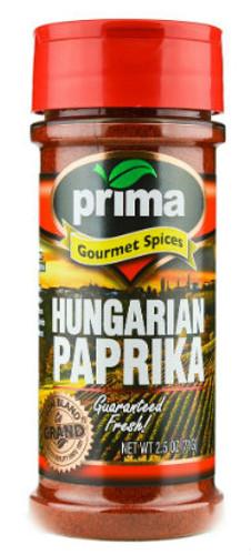 Paprika, Hungarian