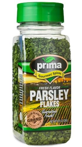 Parsley Flakes, Domestic