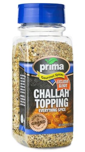 Everything Bagel Seasoning with Salt (Challah Topping)