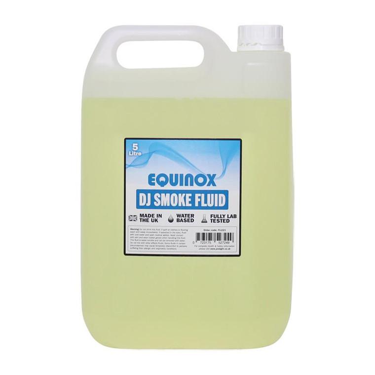 Equinox Water Based DJ Band Smoke Fluid 5LT