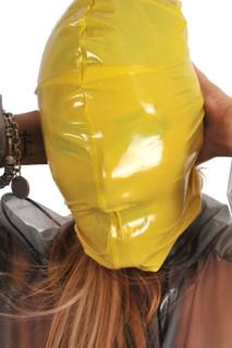 Plastic Baggy Hood -IN STOCK-