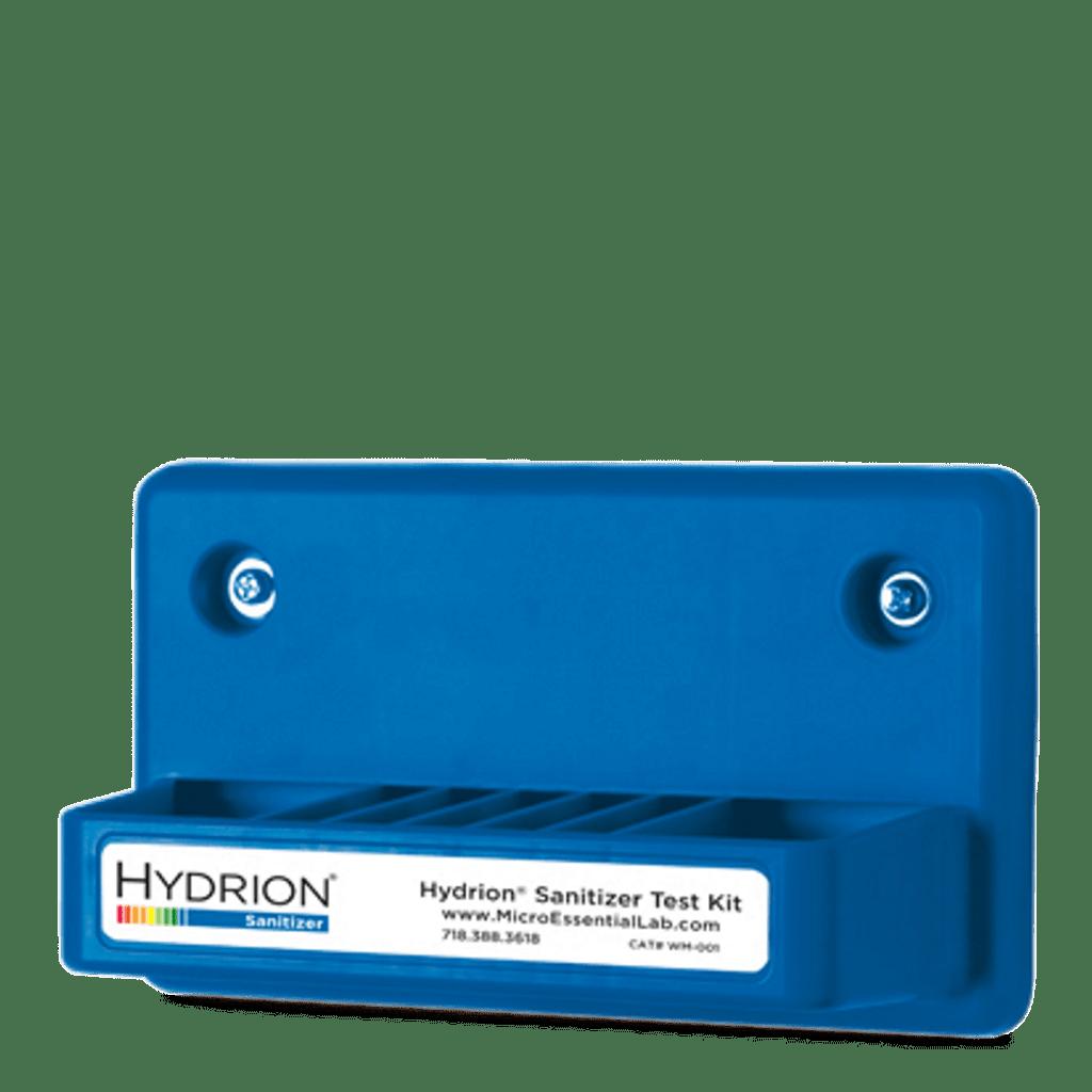 Hydrion Sanitiser Test Centre - Blue