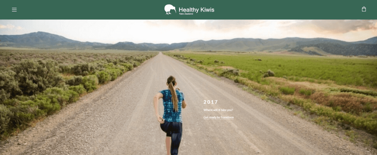 Healthy Kiwis launches new website