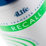 4Life Transfer Factor Recall - Closeup