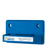 Hydrion Sanitiser Test Centre - Blue
