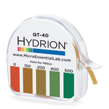 Hydrion Quat 146 0-500 ppm Test Kit - 4.5 Metre Quaternary Test Paper