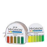 Hydrion Quat Dual Range 0-400-1000 ppm Test Kit - 4.5 Metre Test Paper