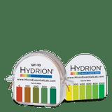 Hydrion Quat Dual Range 0-400-1000 ppm Test Kit - 4.5 Metre Test Paper
