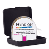 Hydrion Water Finder Test Kit - 15.2 Metre Water Presence Test Paper