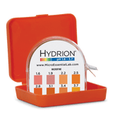 Hydrion MicroFine Display pH 1.6-3.7 Test Kit