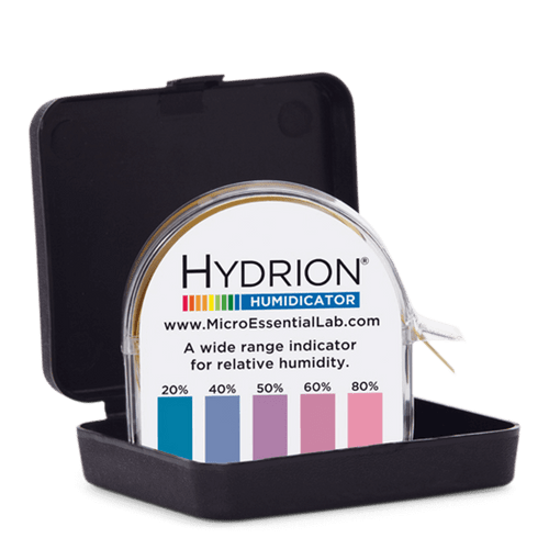 Hydrion Humidicator Test Kit - 15.2 Metre Humidity Test Paper