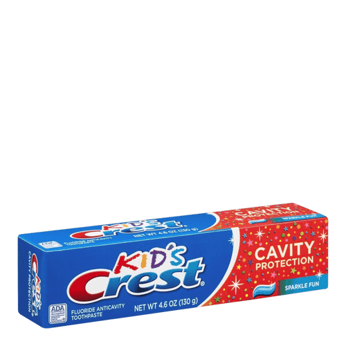 Crest Kids Cavity Protection Toothpaste - Sparkle Fun 4.6 oz