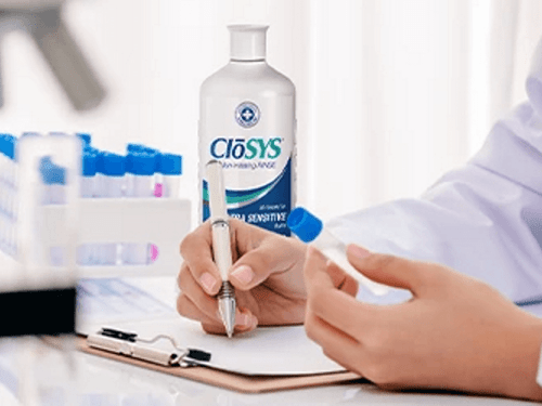 ClōSYS Oral Rinse Eliminated Influenza A Virus up to 99.9% in 30 Seconds
