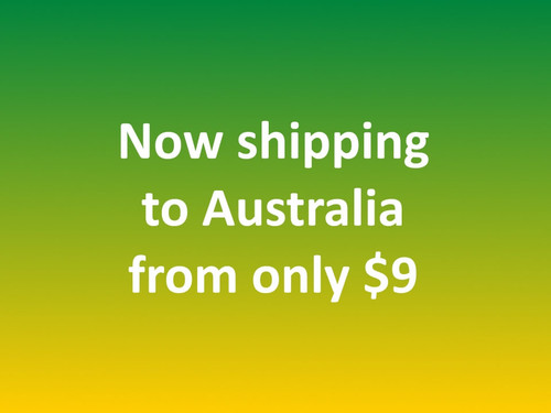 Ship to Australia from only nine dollars with Healthy Kiwis