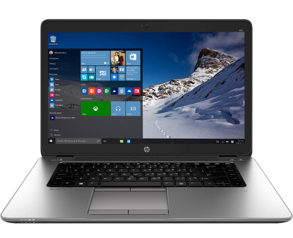 HP ELITEBOOK 850 G2 i5-5TH GEN 8GB 240GB SSD 15.6'' -WIN 10 PRO