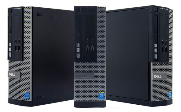 Dell OptiPlex 3020 SFF Core i5 4TH GEN 3.2Ghz 8GB RAM 1TB HDD Computer