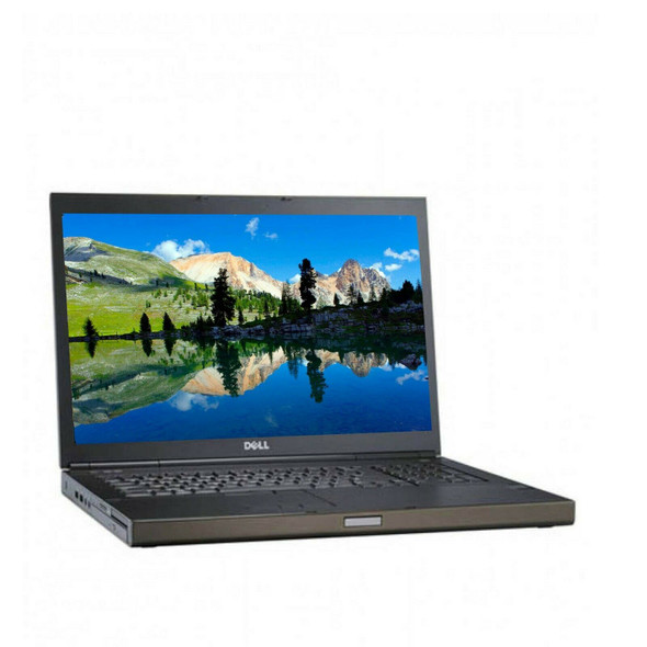 DELL LAPTOP  M6600  i7 2ND GEN 17.3''- 16GB  256GB SSD-FHD WORKSTATION