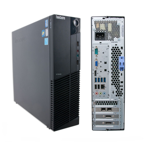 LENOVO M92/ M82 SFF Core i5 3RD GEN 3.2Ghz  SSD  WIN 10 PRO - RAM AND HARD DRIVES ARE OPTIONAL