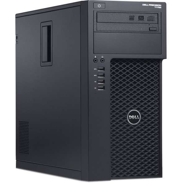 DELL TOWER XEON QUAD CORE E3-1220 3.10Ghz 16GB RAM 256GB SSD