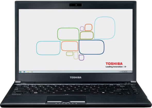 TOSHIBA ULTRABOOK R930 i5-3RD GEN 4GB 120GB SSD 13.3'' WEBCAM HDMI- WIN 10 PRO