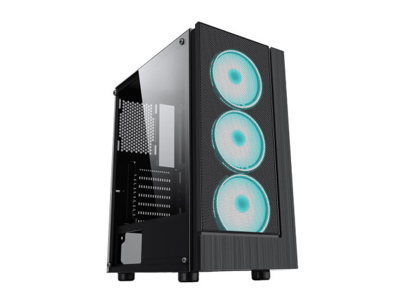 Gaming PC TOWER i5 6th Gen W/Video card AMD NITRO 570 8GB, 8GB RAM 120GB SSD+ 1TB HDD-WIN 10 PRO