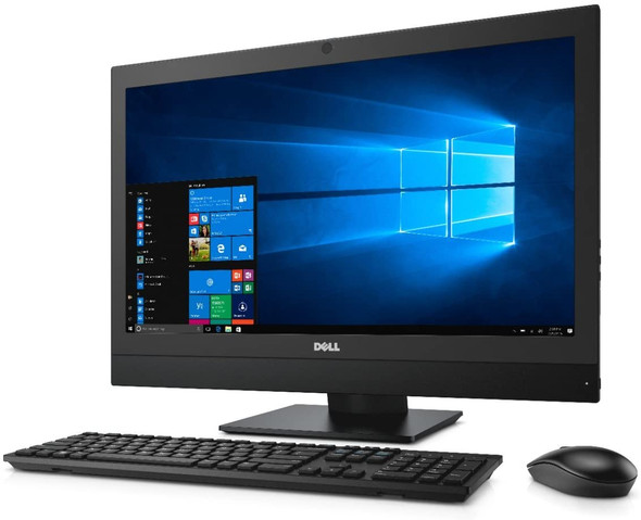 Dell OptiPlex 7450 AiO 23.8″ Core i5-7500 3.4GHz 8GB 500GB SSD DVDRW Win10-Pro