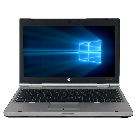 HP ELITEBOOK 2560P i5-2nd GEN 4GB 320GB HDD 12.5'' -WIN 10 PRO