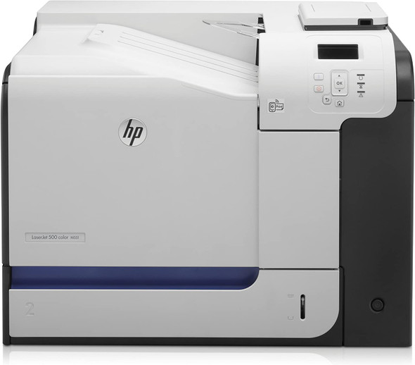 HP LaserJet 500 M551  - printer - color