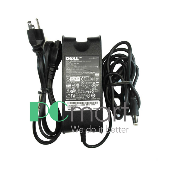 ORIGINAL DELL POWER ADAPTER / CHARGER  FOR DELL LAPTOPS   19V  90W -120w-240w