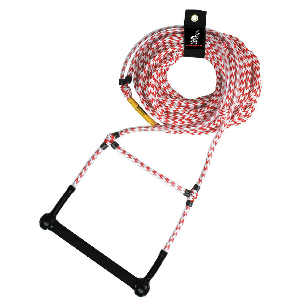 Airhead 1 Section Deep V Ez Up Slalom Training Water Ski Rope 75 Boater S Outlet