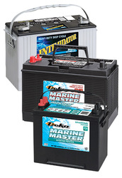 Selecting A Marine Battery