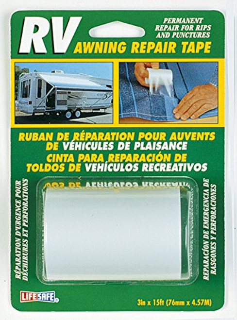 Incom Clear Awning Repair Tape