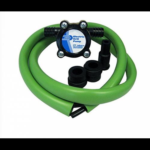 Jabsco Oil Drain Pump - Drill