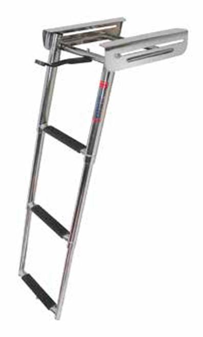 JIF Marine Under Platform Sliding Ladders 2, 3 or 4 Step