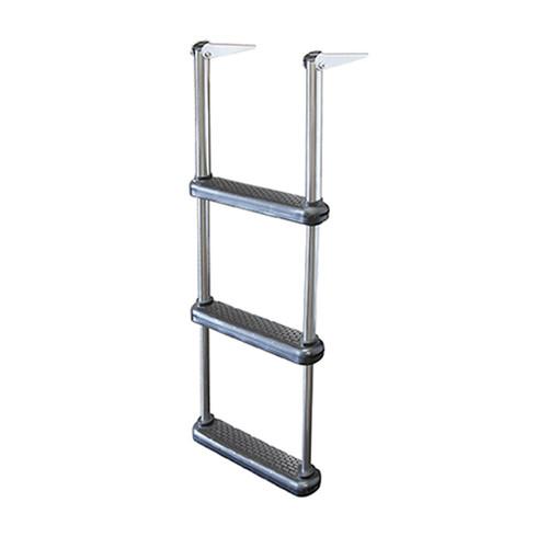 JIF Marine Telescoping Drop Ladder 3 Step