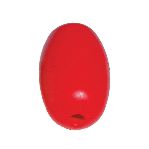 """Airhead Rope Float - 3"""" x 5"""" Plastic Red"""