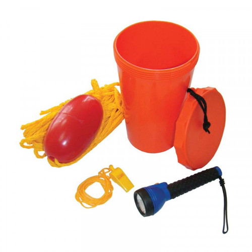 Kwik Tek Marine Safety Kit
