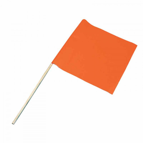 Kwik Tek Skier Down Flag