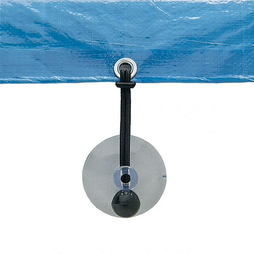 Kwik Tek Boat Cover Suction Cup Tie Downs