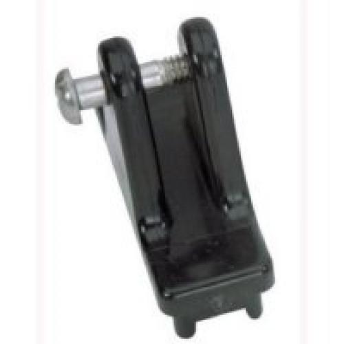 Master Tool Slide Track Deck Hinge Black Nylon