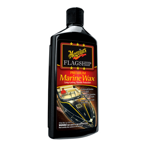 Meguiar's Flagship Premium Marine Wax 16 Oz.
