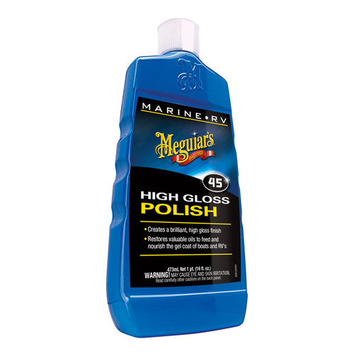 Meguiar's High Gloss Polish 16 Oz.