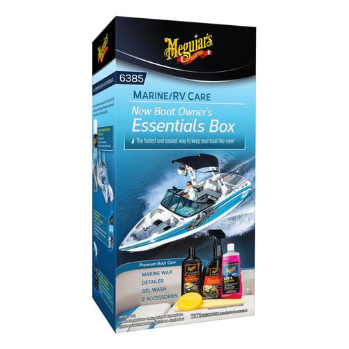 Meguiar's Flagship New Boat Owner's Kit