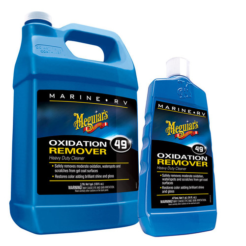 Meguair's Oxidation Removers